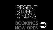Regent Street Cinema Bookings